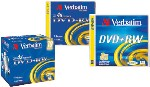 DVD+RW 4.7GB 4x, Verbatim Slim color