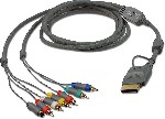 Xbox™ 360 HD Cable (Component AV-Cable-Opt. Output) Speed Link