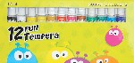 Tempere Fun 12 ml  1/12 Fun Range