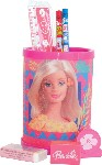 Skolski set Barbie u čaši