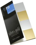 Page Marker silver & gold edition, film index Info Notes